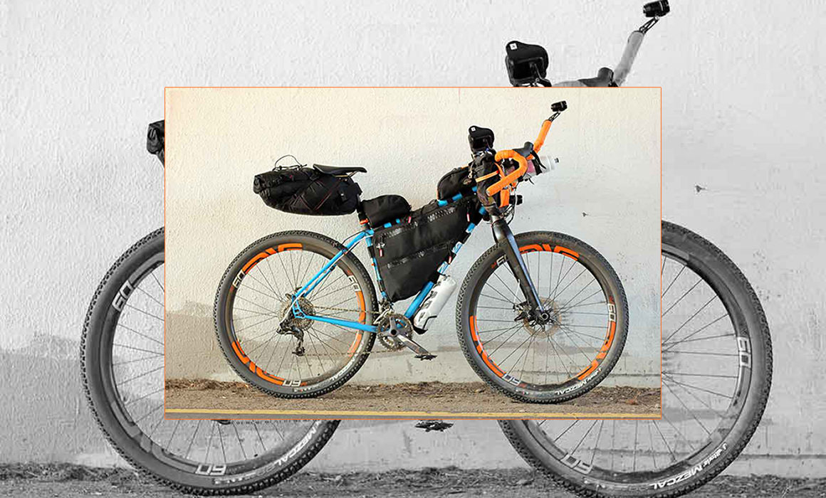 BikePacking Jan 2017